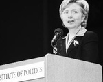 Clinton at Sanders (2002)