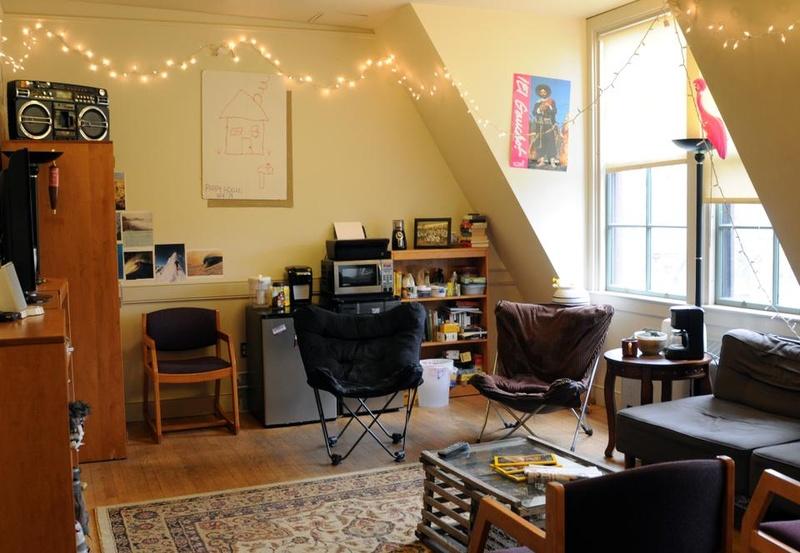 Harvard College Dorms Harvard Students Dorm And
