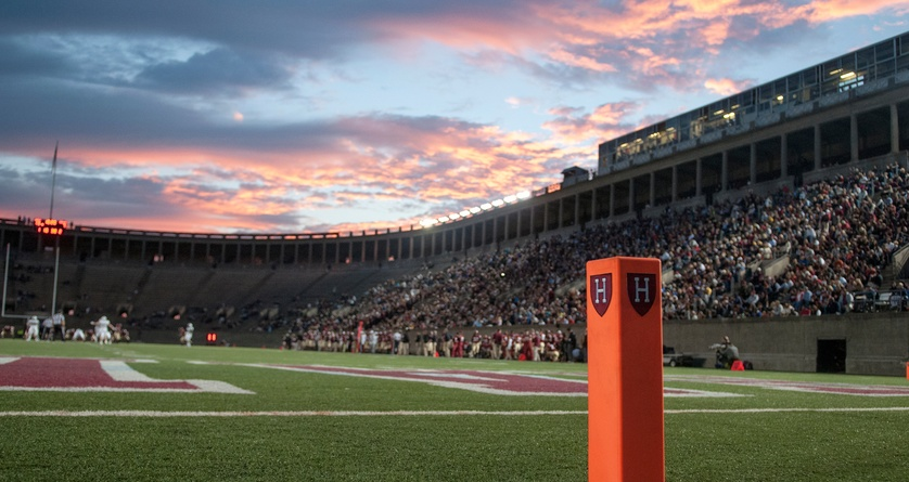Harvard Athletics in the Spotlight