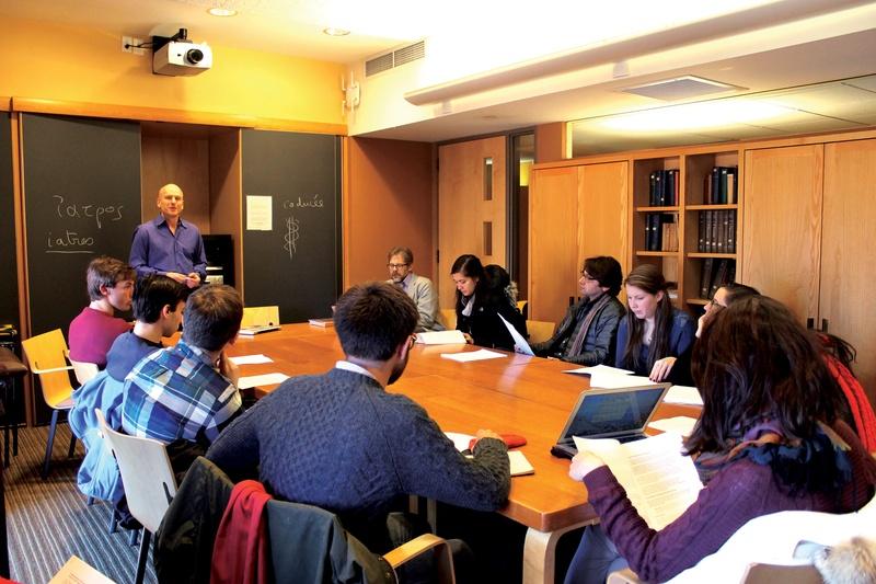 Humanities Studio Class