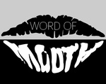 Word of mouth column art
