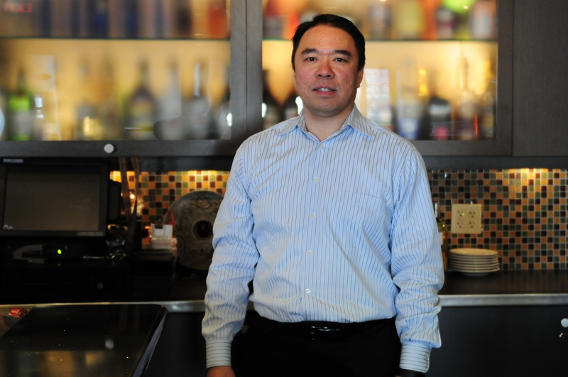 Celebrating Hong Kong's 60th with Manager Paul Lee