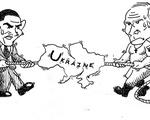 Ukraine Tug of War