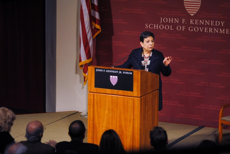 Ashrawi Talks Negotiations