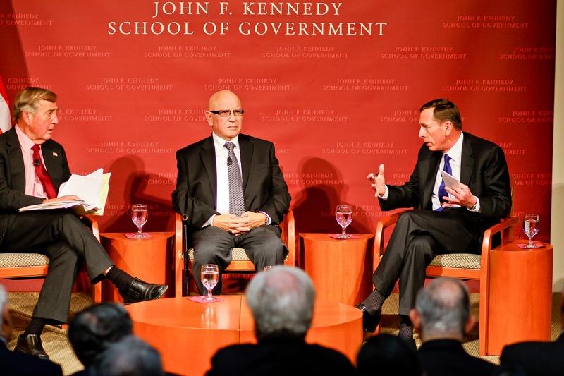 Petraeus at the IOP