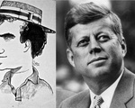 JFK Side by Side
