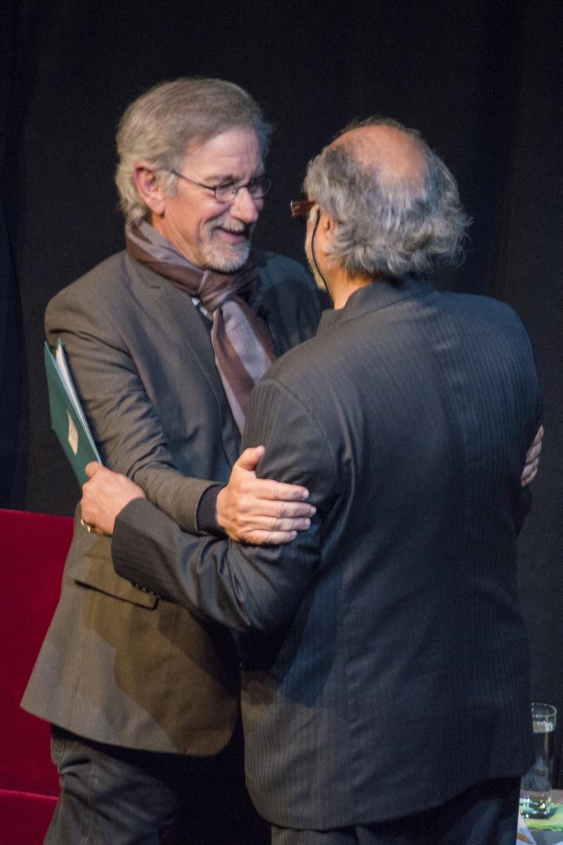 A Conversation with Steven Spielberg