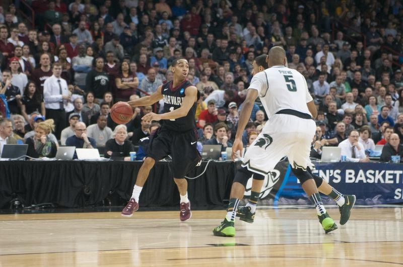 Year in Sports - Game of the Year - Men's Basketball vs. Michigan State - Siyani Chambers