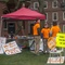Year in Review - Divestment: Massachusetts Hall Protest