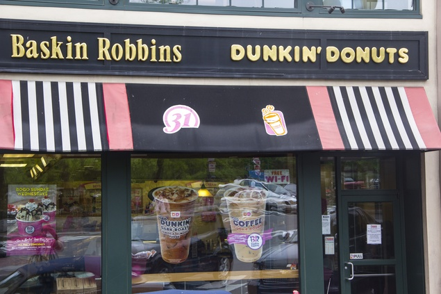 Here's why Dunkin' is dropping Donuts from its name