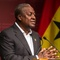 Pres of Ghana + Flag