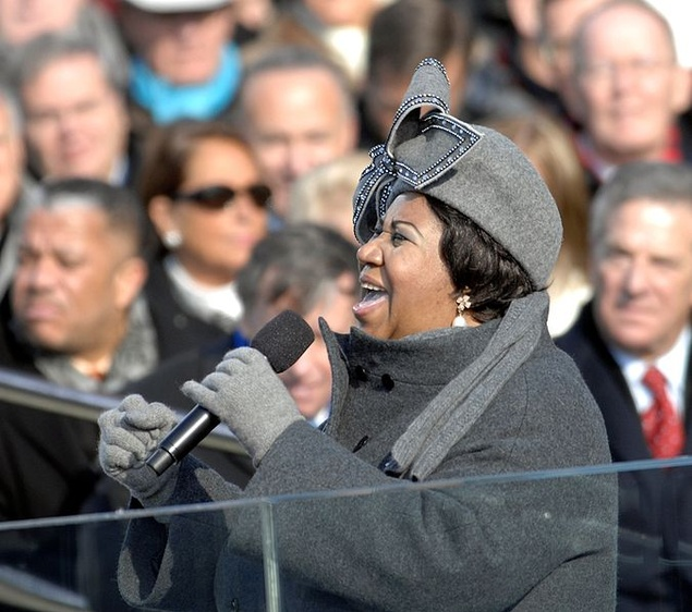 Trending: Aretha Franklin Covers 'Rolling In The Deep', World Cries