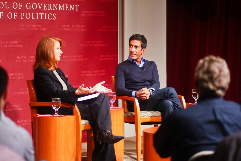 Dr. Sanjay Gupta at IOP