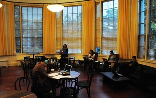 Barker Center Cafe