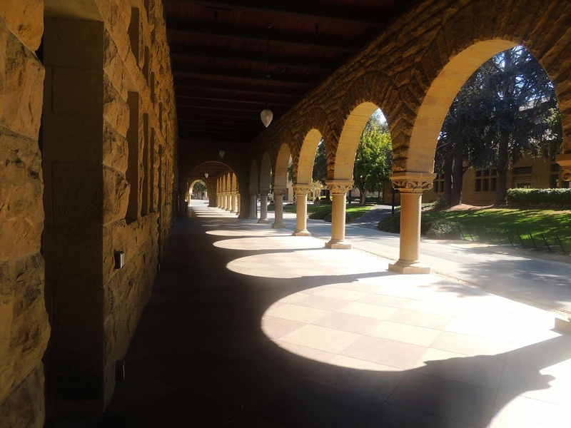 Stanford's Arches