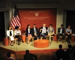 UC Elections 2014 Debate