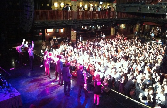 The Nostalgics' Concert