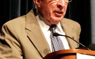 Updike in 2006