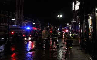 Fairfax Firetrucks