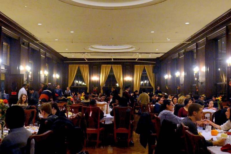 Thanksgiving at Harvard