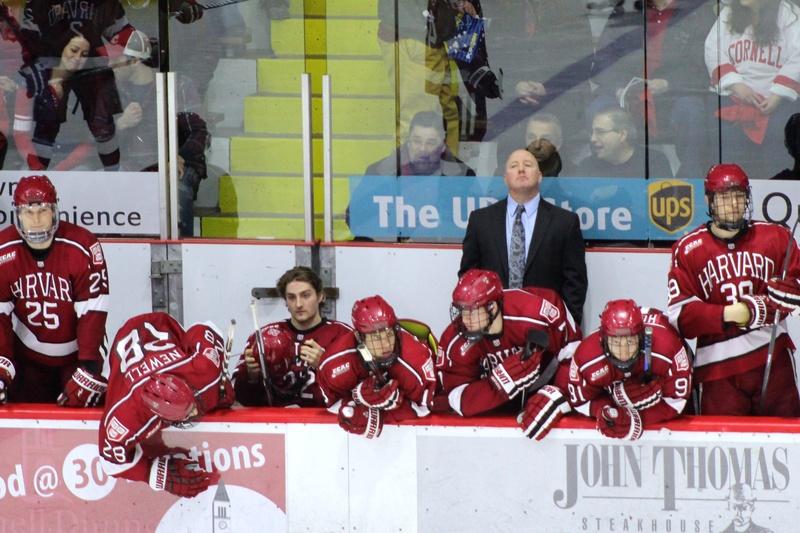 ECAC: Harvard Crimson Hockey Joins League's Elite