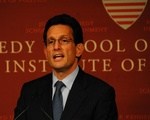 Eric Cantor to Serve as Visiting Fellow