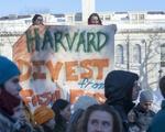Divest Harvard Rally