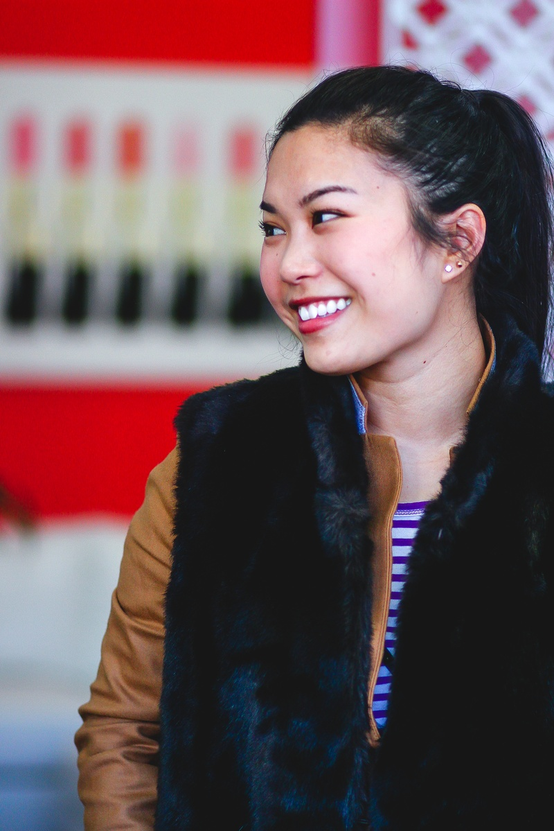 Annie Wang of Her Campus