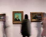 "Van Gogh's ""Self-Portrait Dedicated to Paul Gauguin"""