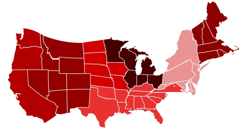 Big States, Little States