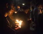 Candle-Light Vigil for African Lives Lost