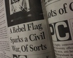 A Rebel Flag