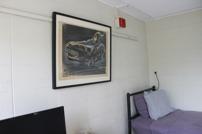 Students Rent Prints from Harvard Art Museum