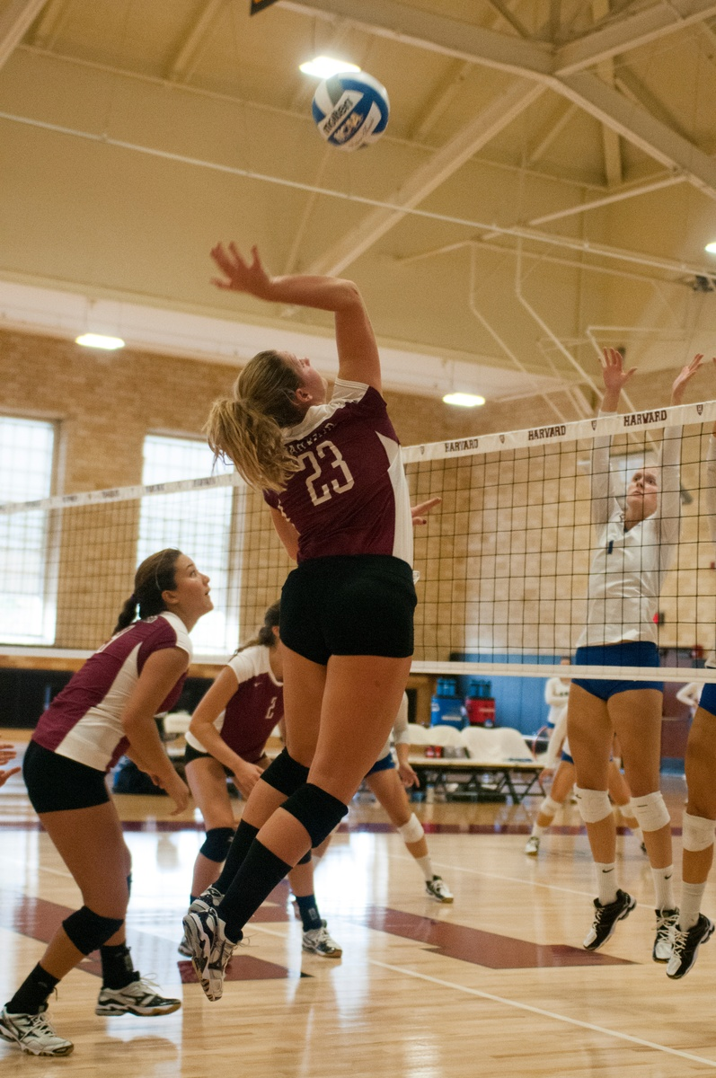 Women's Volleyball Prepares For Crucial Penn and Princeton ...