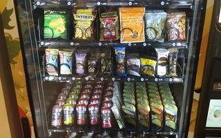 LamCaf vending machine