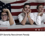 AEPI recruitment parody video