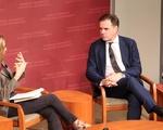 Niall Ferguson Speaks on Kissinger