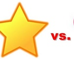 Twitter Star vs. Heart