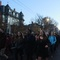 Students March to Porter Square