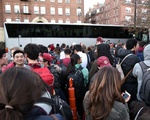 HSA Shuttles to Yale