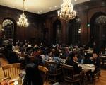 Thanksgiving Dinner in Dunster House