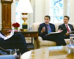 Meeting at the White House