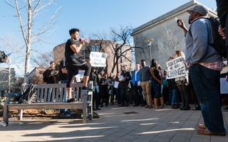 HLS Solidarity Rally
