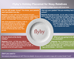 Flyby Placemat