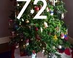 Warm Christmas Tree