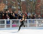Siraj Performs at Harvard Skate Kickoff