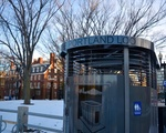 Harvard Square Portland Loo Opens