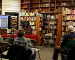Tom Bissell at Harvard Bookstore