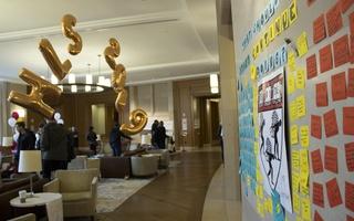 Harvard Law School admitted students weekend