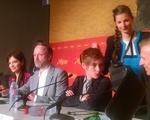 Slack Bay Press Conference
